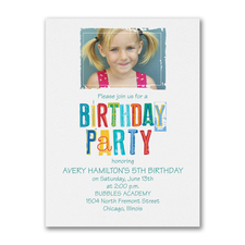 Kids' Birthdays